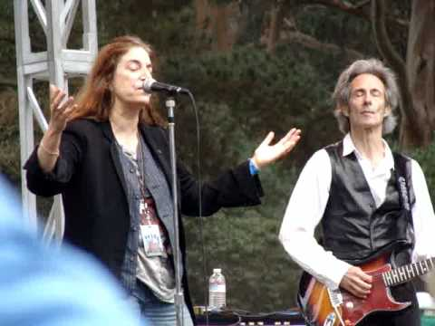 Patti Smith, HSB: