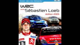 WRC Rally Evolved - Avec Sebastien Loeb Edition 2005 - Menu Theme