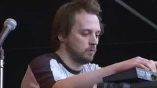 Squarepusher - Live at Fuji Rock 2001, Part 1