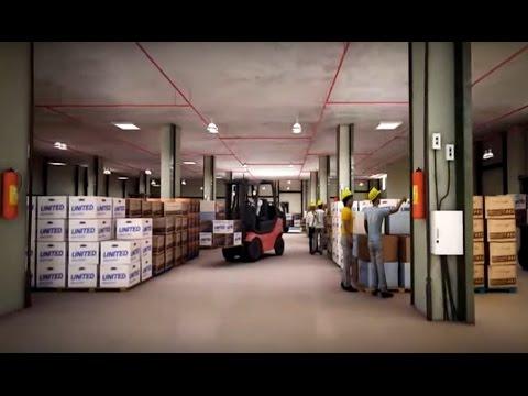 Srijan Industrial Logistic Park Walkthrough