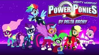 review mlp fim season 4 capitulo 6 power ponies