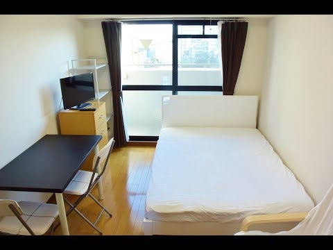 Japanese Apartment Tour in Osaka ELO904 - Kyobashi furnished