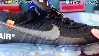 Off White Nike Vapormax On Feet Review yeskicks.cn