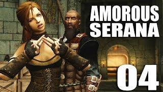 Amorous Serana 04 - Isran, don't be sad.
