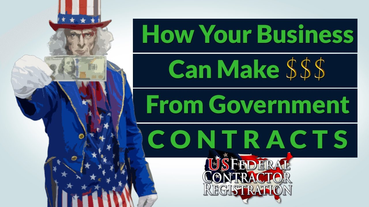 How Your Business Can Make Money From Government Contracts
