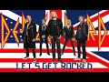 Def Leppard - Let's Get Rocked - Ultra HD 4K - Hits Vegas: Live at the Planet Hollywood. 2019