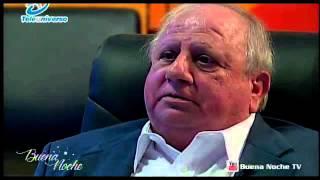 """Nelson Javier """"El Cocodrilo"""" entrevista al Dr.  Ernesto Fadul en Buenas Noches TV - 1/2"""