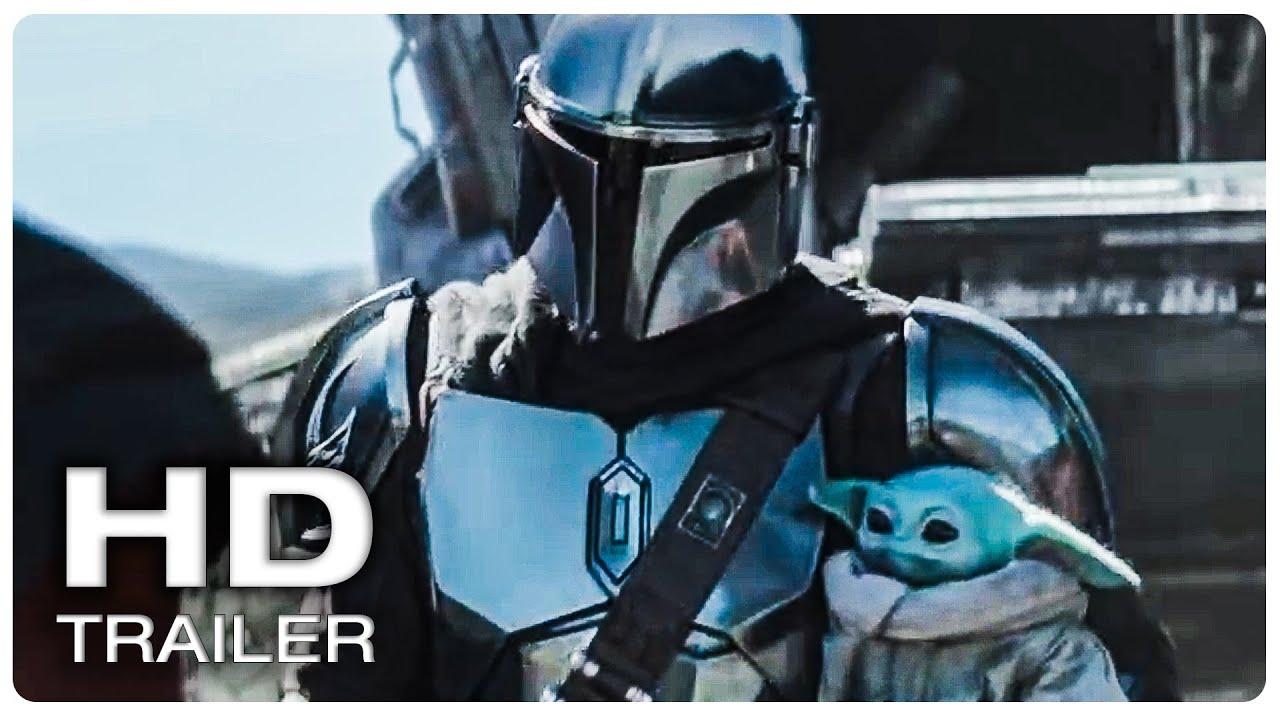 THE MANDALORIAN Season 2 Trailer #2 (NEW 2020) Star Wars, Disney Series HD