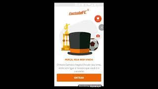 COMO SE CADASTRAR NO CARTOLA FC - FÁCIL E RÁPIDO