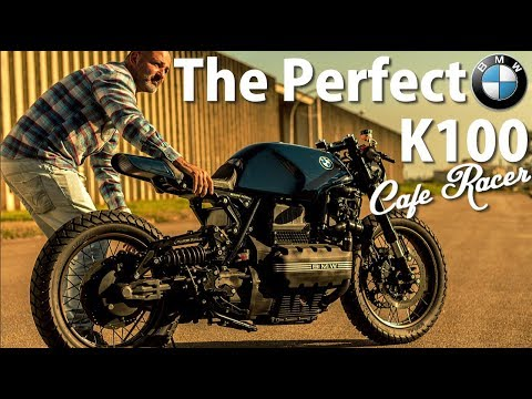 Cafe Racer(BMW K100 by Retrorides by Lorenço)