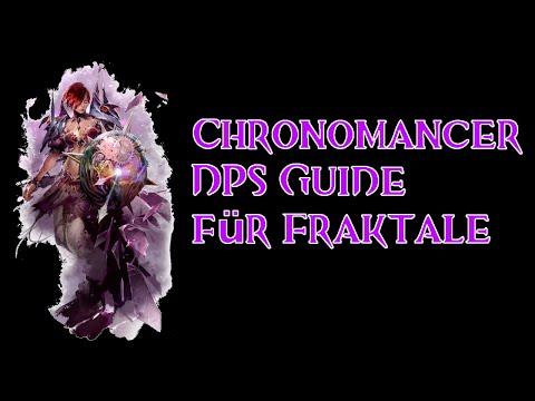 Guild Wars 2 Klassenguide: Meta Chronomant / Mesmer (PvE/Dungeons/Fraktale) Heart of Thorns Launch