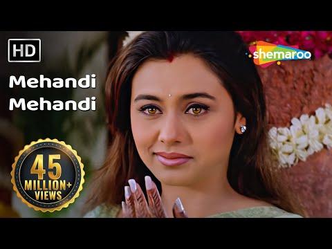 Mehandi Mehandi | Chori Chori Chupke Chupke (2001)Song | Salman Khan | Rani Mukherjee | Preity Zinta