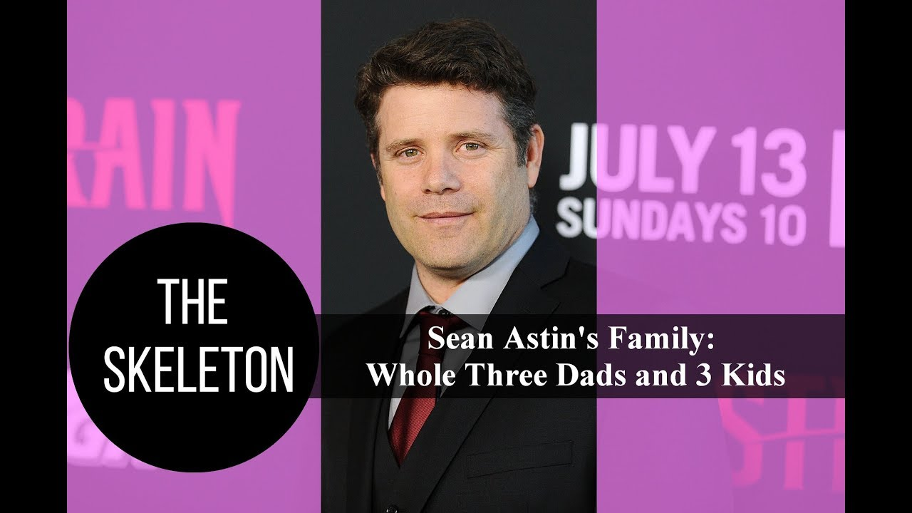 Sean Astin S Family Whole Three Dads And 3 Kids Youtube
