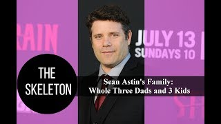 Sean Astin's Family: Whole Three Dads and 3 Kids