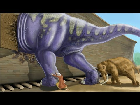 Were Dinosaurs on the Ark? with Bryan Osborne