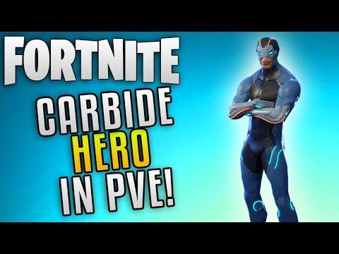 """Fortnite Save The World Update 4.3 New Hero? """"Fortnite Carbide Hero"""" Fortnite Update News"""