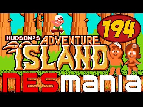 194/714 Adventure Island - NESMania
