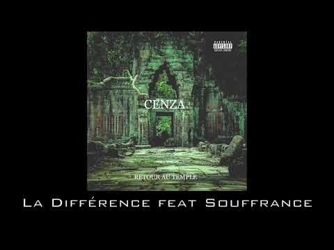 Youtube: Cenza – La Différence feat Souffrance