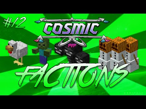 Ice Factions #12 TRIPLE HEADLESS KING AND MORE BOSSES (CosmicPVP)