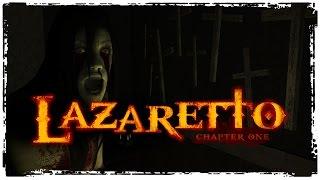 LAZARETTO Trailer - Survival Horror Game on Steam! - Horror ghost paranormal video game trailer