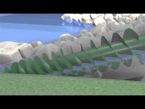 Archimedean Screw Generator Product Video