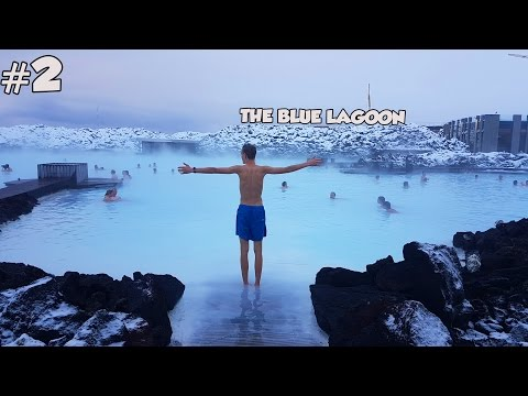 THE BLUE LAGOON! - IJsland Vlog #2