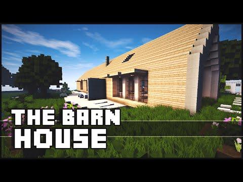 Minecraft The Barn House Youtube