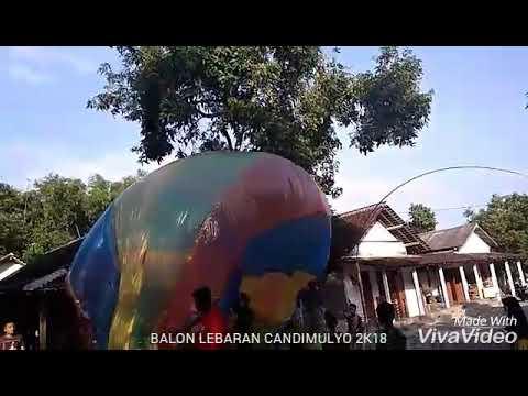 Download Balon lebaran candimulyo 2k18 sukses lepas landas