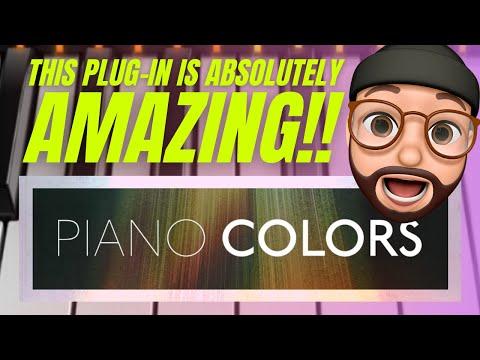 Native Instruments | Piano Colors | Kontakt Plug-in | Walkthrough + Review + Jam