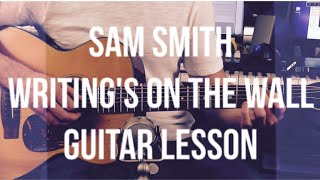 Sam Smith - Writing