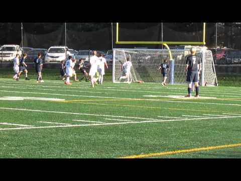 SP vs Gilman soccer clip ten  10 6 14