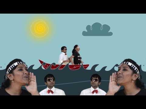 Elay Keechan (Kadal) Acapella Cover - Ottawa Narayana feat. Harshitha Krishnan