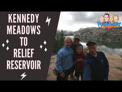 hiking-kennedy-meadows-to-relief-reservoir