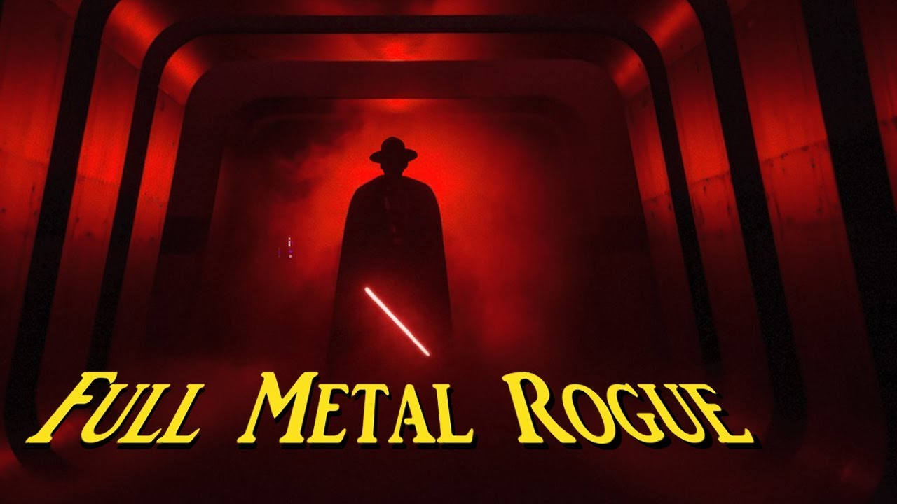 full metal rogue 6 6 star wars meets full metal jacket youtube