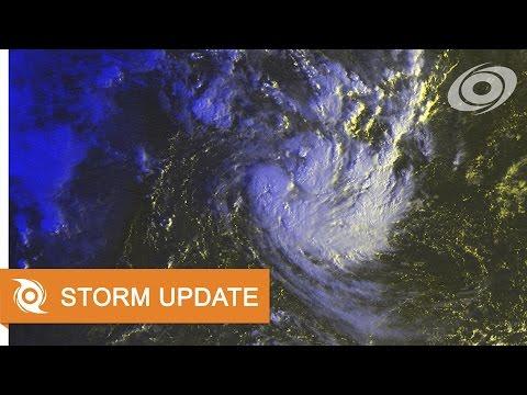 Cyclone Carlos - Update 2 (Feb 5, 2017)
