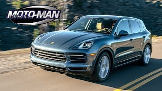 2019 Porsche Cayenne e-Hybrid PHEV - A credible alternative to a Twin Turbo V6 FIRST DRIVE REVIEW