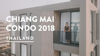 Gambar cover $700 LUXURY CONDO - CHIANG MAI APARTMENT RENT | Thailand Vlog 118, 2018 | Digital Nomad Chiangmai