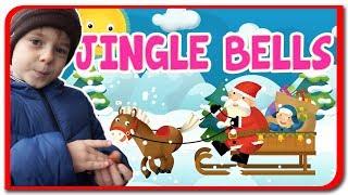 Jingle Bells! Lyrics Christmas Songs for Kids from Bogdan`s Show
