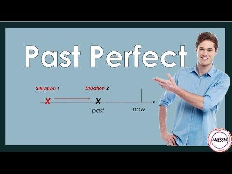 Past Perfect Simple: English Language