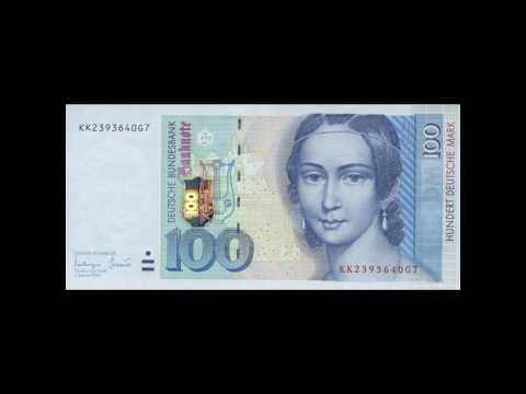 Die Sünden Deutschlands - Deutsche Mark VS Euro