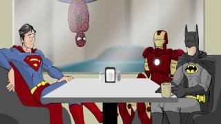 """Как должен был закончиться х/ф """"Железный Человек"""""""