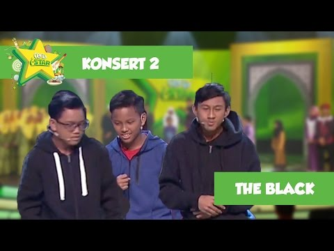 Ceria i-Star: The Black - Mother [Konsert 2] #CeriaiStar