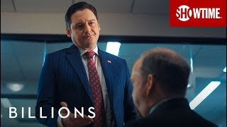 'One Step Closer to the End' Ep. 9 Official Clip | Billions | Season 4