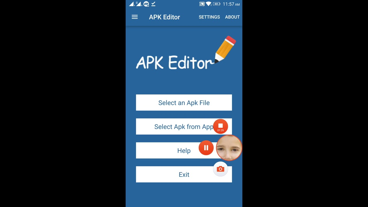 How to download and install apk editor creator app for android.