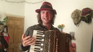 Why I like klezmer - Josh Middleton (accordion)