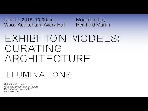 Exhibition Models: Panel 1