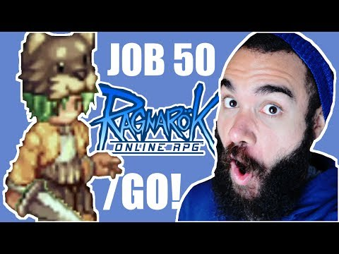 PAPO DE UP #2 RE:START (iRO) Ragnarok Online gameplay
