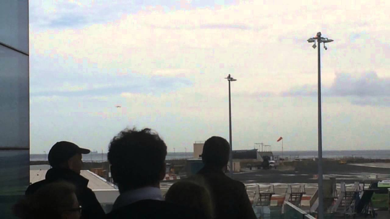 Gibraltar Aborted Landings
