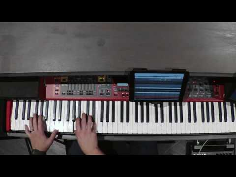 This Is Amazing Grace (North Point) -  Keys Tutorial