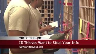 The Bottom Line: Coṁmon Methods of Identity Theft